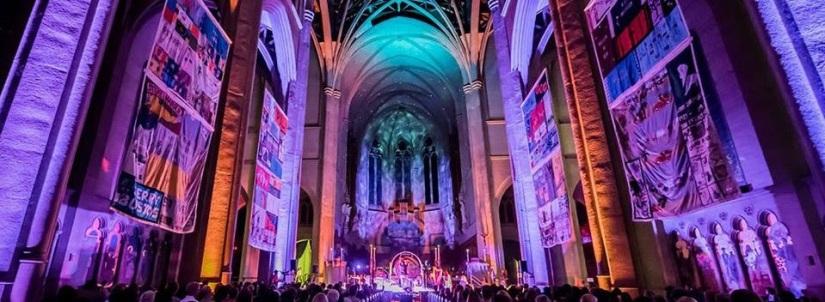 Grace Cathedral Sound Symphony