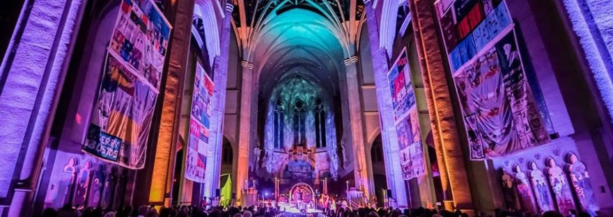 Grace Cathedral Sound Symphony