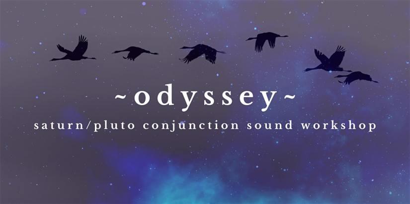 Odyssey Sound bath