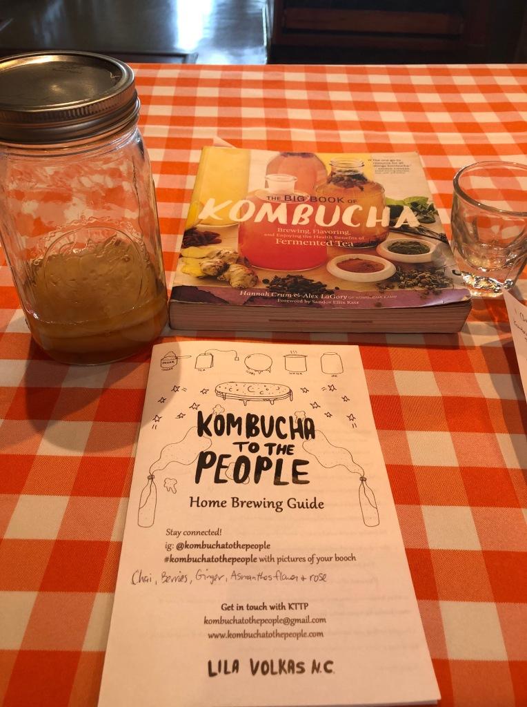 Kombucha to the People