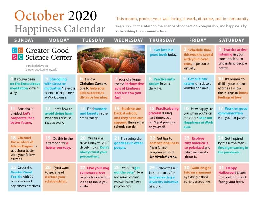 GGSC_Happiness_Calendar_October_2020